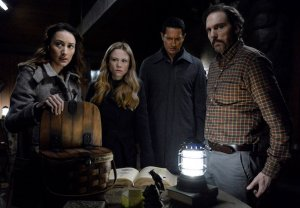 Grimm Series Finale Interview