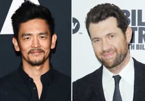 John Cho Cast Difficult People Season 3 Hulu Billy Eichner Boyfriend Todd