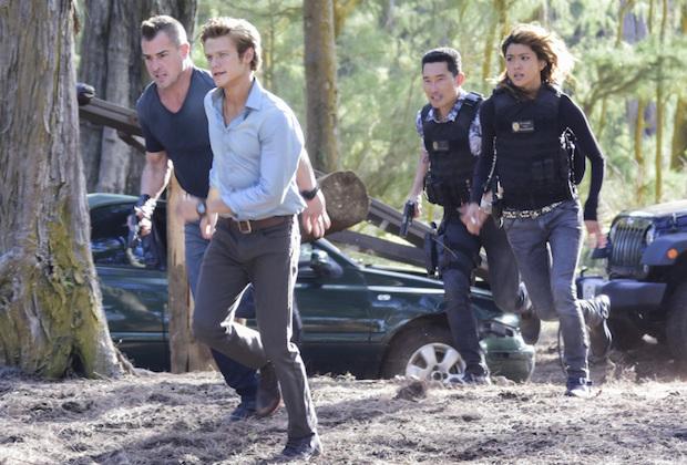 MacGyver Hawaii Five-0 Preview