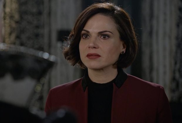 Once Upon a Time Evil Queen Gone