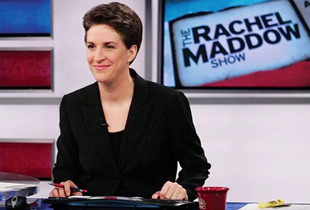 Rachel Maddow Donald Trump Tax Returns