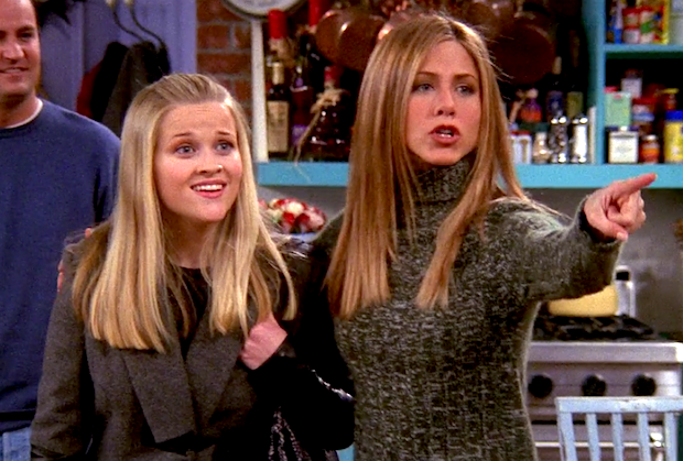 Reese Witherspoon Friends Guest Star Rachel Sister Jill Green