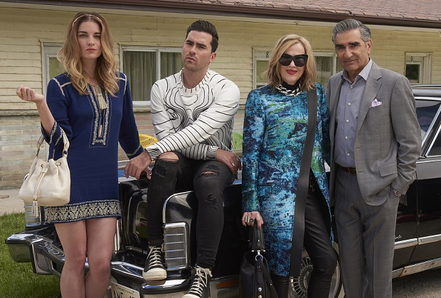Schitt's Creek Renewed
