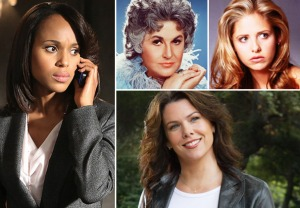 TV's Best Female Characters