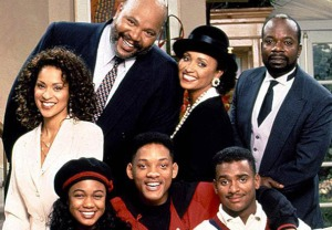 The Fresh Prince of Bel-Air Reunion Photo