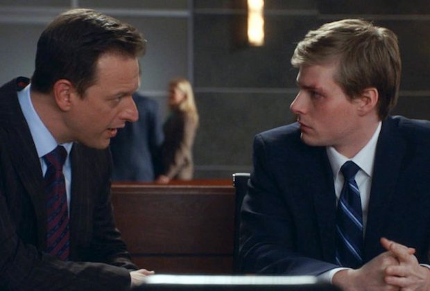 The Good Wife Will Dies Hunter Parrish