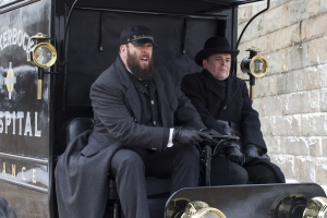 The Knick Season 2 Chris Sullivan Tom Cleary