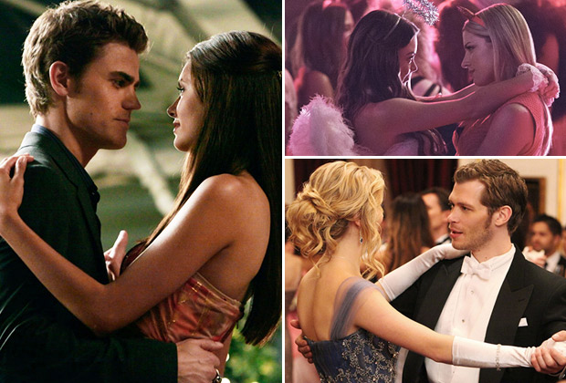 The Vampire Diaries Best Worst Couples