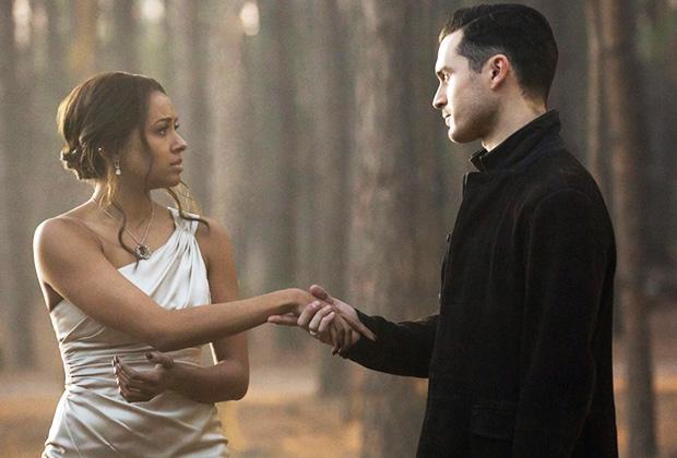 Burning Series Vampire Diaries Staffel 1