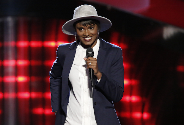 the voice recap vanessa ferguson dawson coyle blind auditions