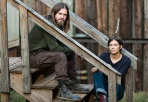 the walking dead season 7 tom payne interview