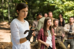 The Walking Dead Season 7 Maggie Lauren Cohan