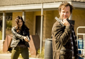 Training Day Cancelled Season 2 CBS Bill Paxton