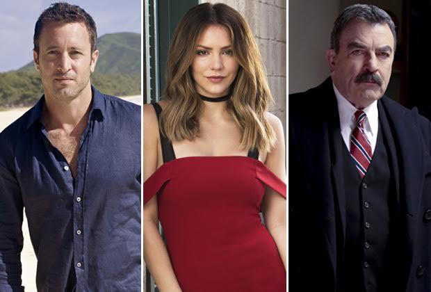 CBS Renwed Shows 2017