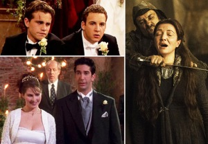 Worst TV Weddings