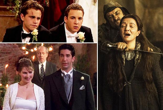 Worst TV Weddings