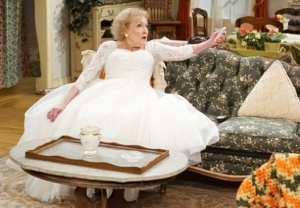 'Young & Hungry' Betty White