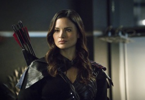 Katrina Law Arrow
