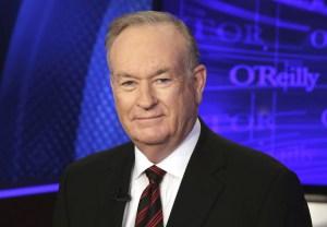 Bill O'Reilly Fox News The O'Reilly Factor