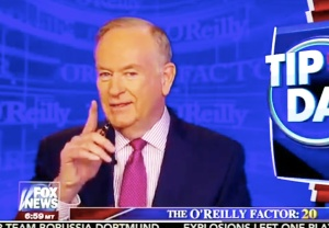 Bill O'Reilly Sexual Harassment Scandal