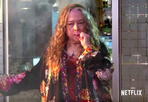 Disjointed Kathy Bates Netflix Marijuana Comedy