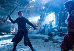 Into the Badlands Season 3 Renewed AMC