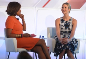 Ivanka Trump Gayle King CBS This Morning Interview