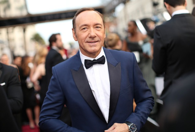 Kevin Spacey Tony Awards Host 2017 CBS