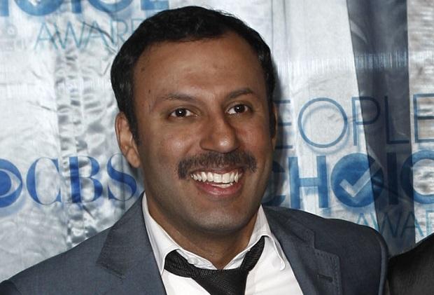 Mr. Robot Rizwan Manji