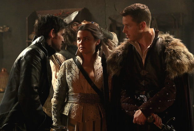 Once Upon Time Musical Spoilers