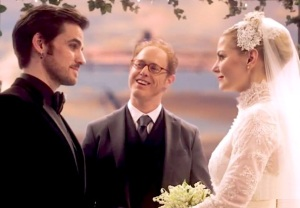Once Upon a Time Wedding Spoilers
