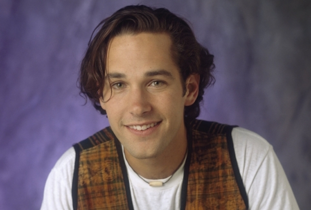 Paul Rudd Sisters TV Debut Kirby Throwback Thursday