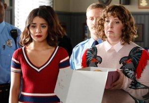 Powerless Cancelled NBC Season 1 Vanessa Hudgens