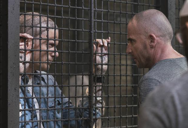 Prison Break Recap Michael Alive