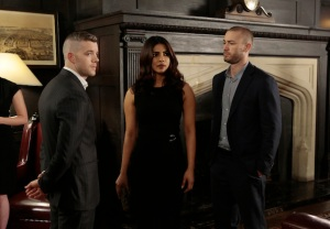 Quantico Harry Exit Russell Tovey LEaving Season 2 Episode 16