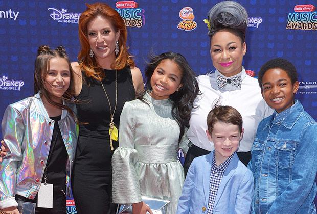 Raven's Home Cast