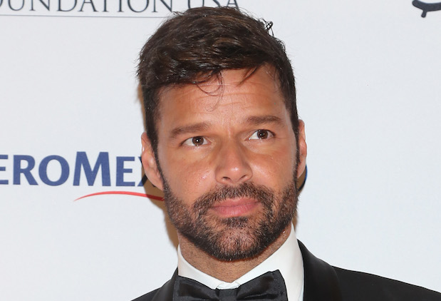 Ricky Martin American Crime Story Versace