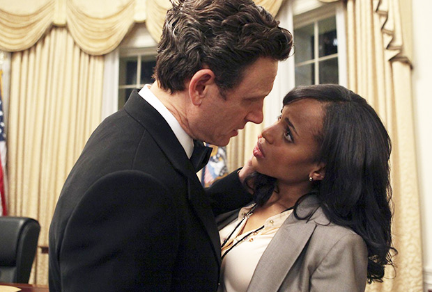 Scandal Fitz & Olivia