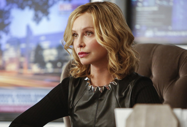 Supergirl Calista Flockhart Returning