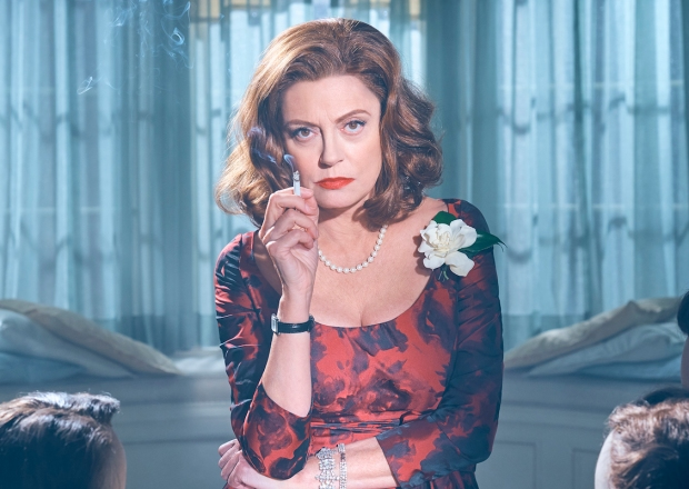 Susan Sarandon Feud Bette Davis