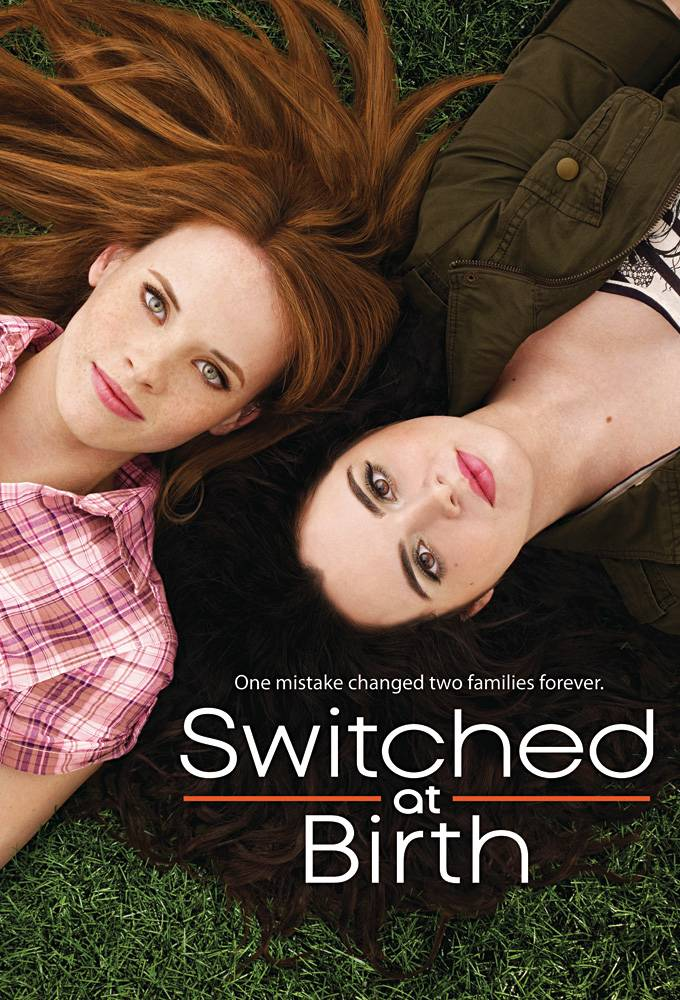 Switched at Birth Poster