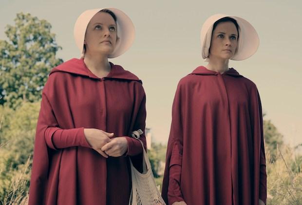The Handmaids Tale Review Hulu Elisabeth Moss