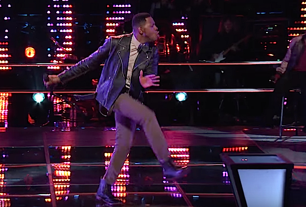 the voice recap knockout rounds chris blue