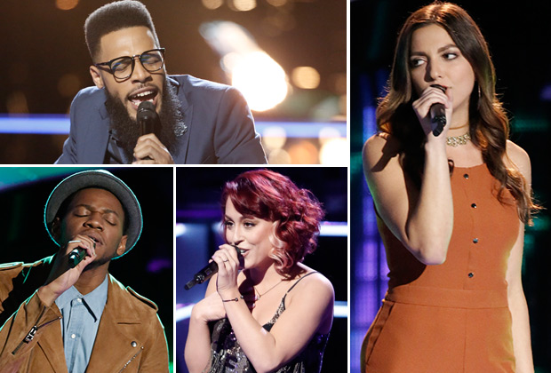 the voice season 12 top 10 singers gallery