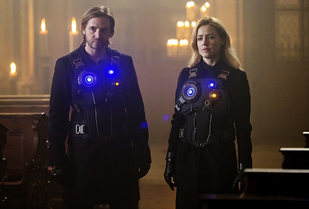 12 Monkeys Recap