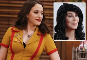 2 Broke Girls Season 7 Cher