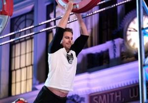 American Ninja Warrior Stephen Amell