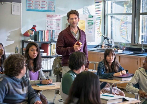 A.P. Bio Glenn Howerton NBC Comedy