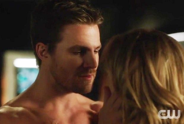 Arrow Oliver Felicity Sex