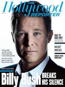 Billy Bush The Hollywood Reporter Donald Trump Access Hollywood Tape